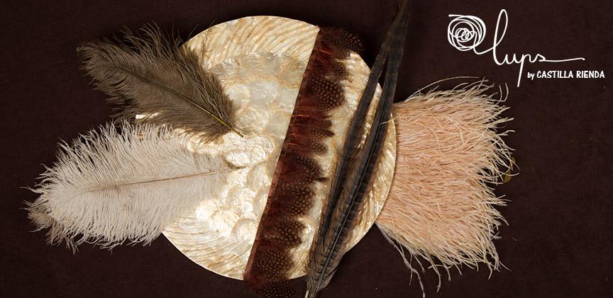 Colección plumas Castilla Rienda