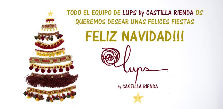 Feliz Navidad 2017 de parte de Castilla Rienda